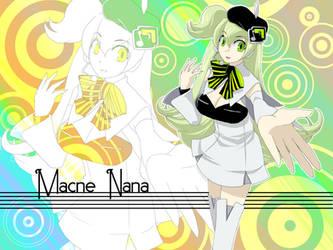 Nana by snshiraka