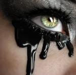 Black Tears by CrisAlexMUA