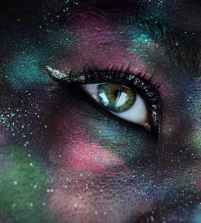 Galaxy by CrisAlexMUA