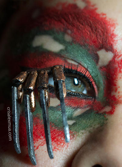 1..2...Freddy's coming for you by CrisAlexMUA