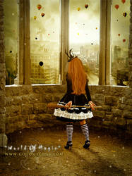 World Of Magic by gogomelone