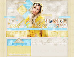 Order Layout ft. Ashley Tisdale #51 by BebLikeADirectioner