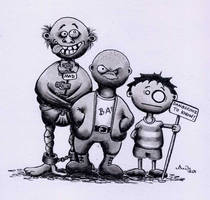 The Big-Eye Gang by Windy999
