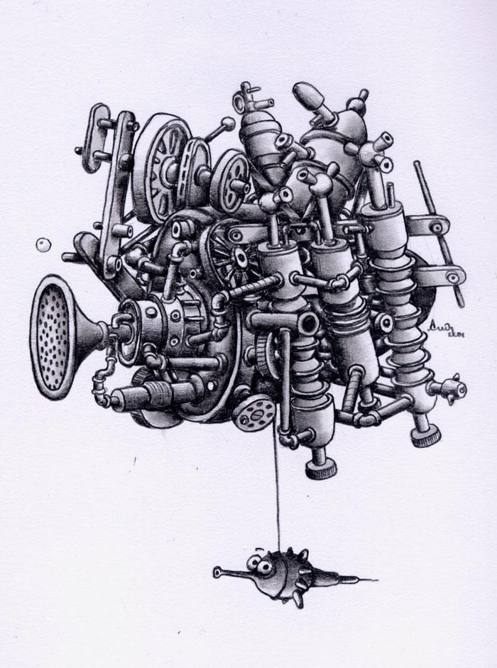 XIPHAX: god of soda bubbles by Windy999