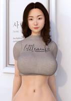 Hyejin-01 by littlemunkie