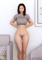 Hyejin-02 by littlemunkie