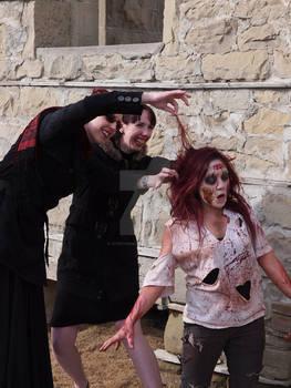 Eeewwww, Zombie!