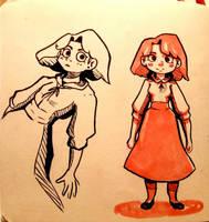 Doodle by BasementScum