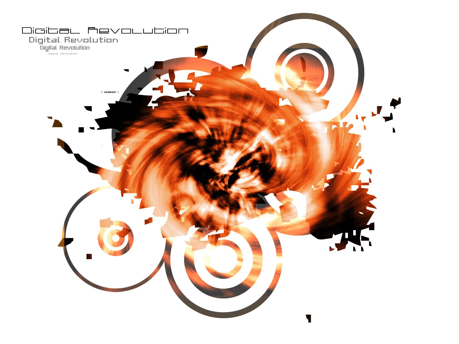 Digital Revolution 2 by Keishun