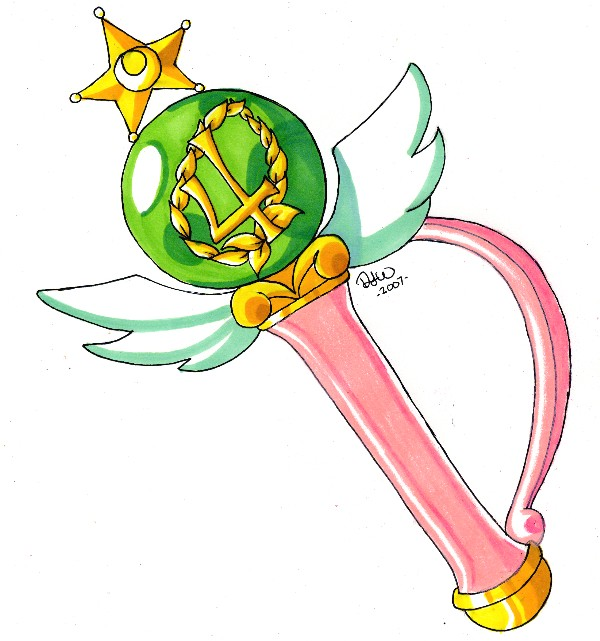 Jupiter Crystal Henshin Pen by tini