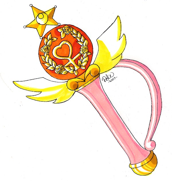 Sailor Moon Venus Symbol - Pics about space