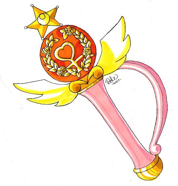 Sailor Moon Venus Symbol - Pics about space