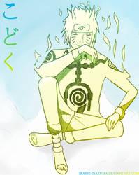 Sage Of Six Paths Naruto by Irashi-Inazuma