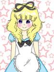 Alodia in Wonderland by anime-lover05