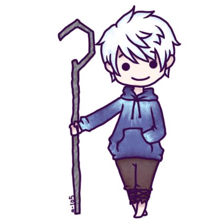 Jack Frost by anime-lover05