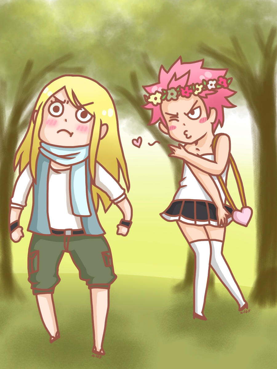 Oh Natsu! by anime-lover05
