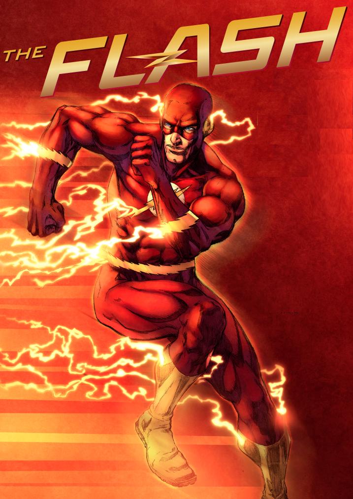 The Flash by abloggingape