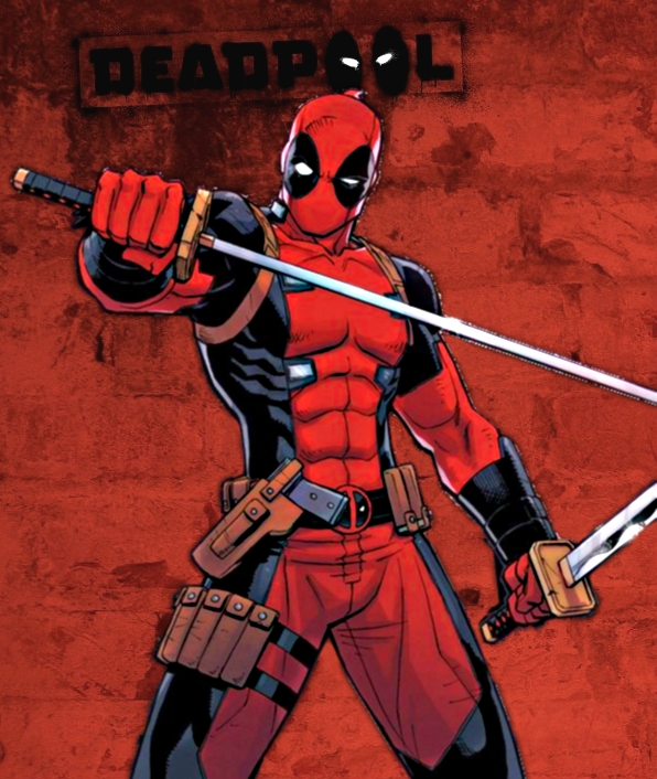 Deadpool by abloggingape
