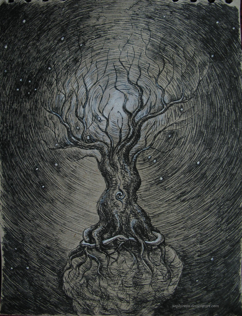 Eternity by saphireta