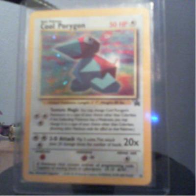 Cool Porygon Rare Pokemon Card!!! by dragonpop1