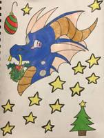 Christmas Headshot RQ: Ceres by KaijuDragon
