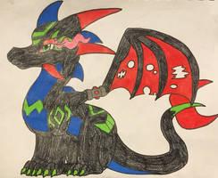 Christmas Wishlist RQ: Zestral by KaijuDragon