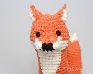 Malcolm The Fox (Amigurumi)