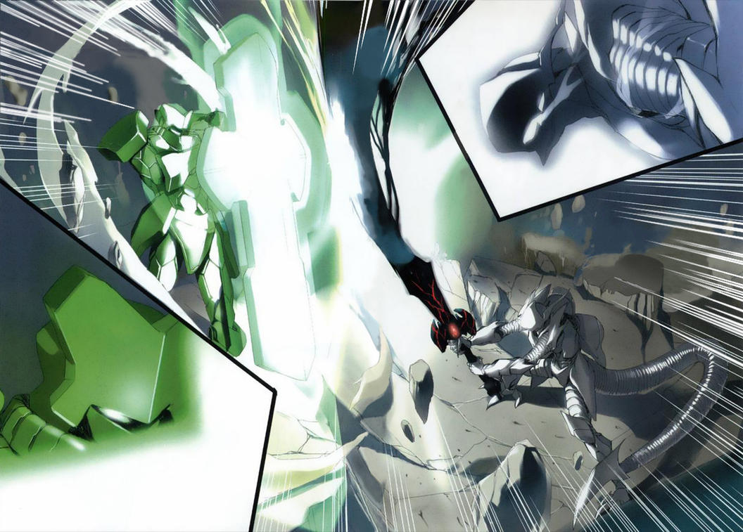 Wallpaper Silver Crow Displaying 19 Images For Accel World