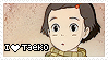 Only Yesterday Taeko Stamp by Usabell12