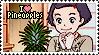 Pineapple Taeko Stamp