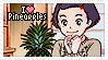 Pineapple Taeko Stamp by Usabell12