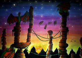 Dream World by NoreyDragon