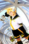 Kagamine Len - Your song is my life