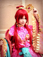 The next queen of Sindria - MAGI:TLabyrinthofMagic by NamiWalker