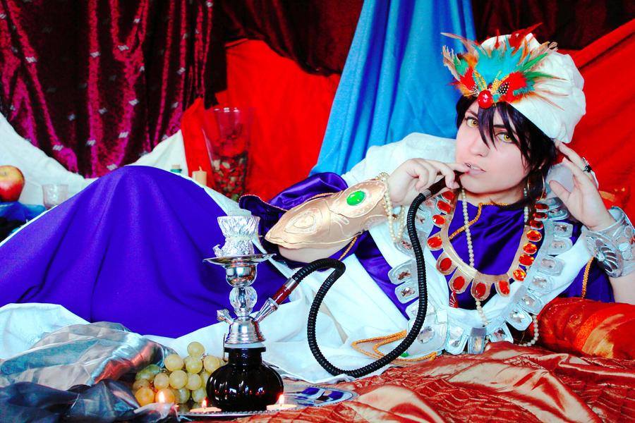 Sinbad: The King of the Seven Seas - MAGI