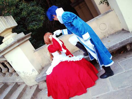 Shall we dance? - Romeo x Juliet