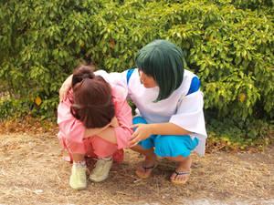 Don t care - Sen to Chihiro no kamikakushi