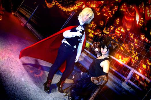 Happy Halloween - Mika Yuu