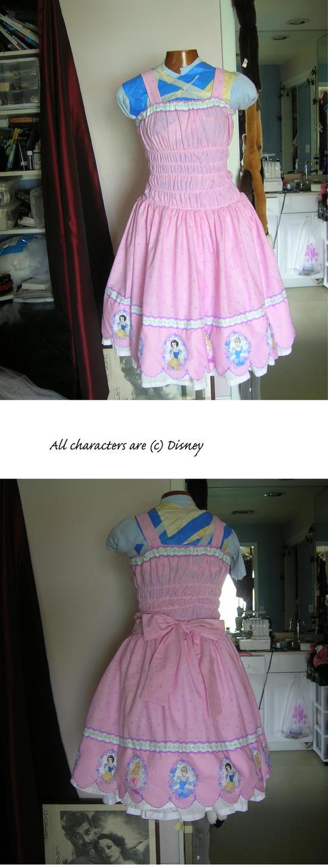 Disney Lolita dress by Taicho