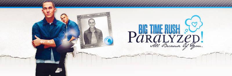 Paralyzed - Carlos PenaVega