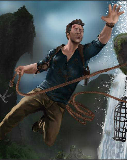 Uncharted 4 Poster Digital By Marvelassassin On Deviantart