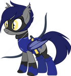Sapphire, The Crystal Archer