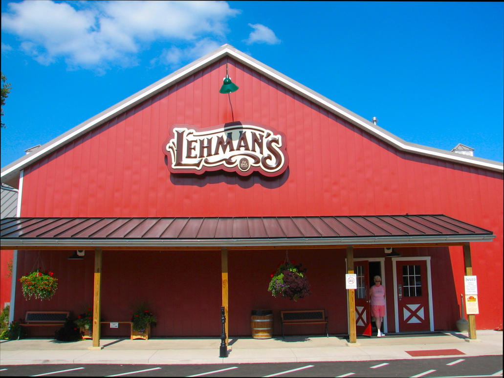 Ever since , when Jay Lehman opened his hardware store in Ohio to serve the electricity eschewing Amish communities, Lehman's has been the go-to place for all your unplugged kitchen needs.