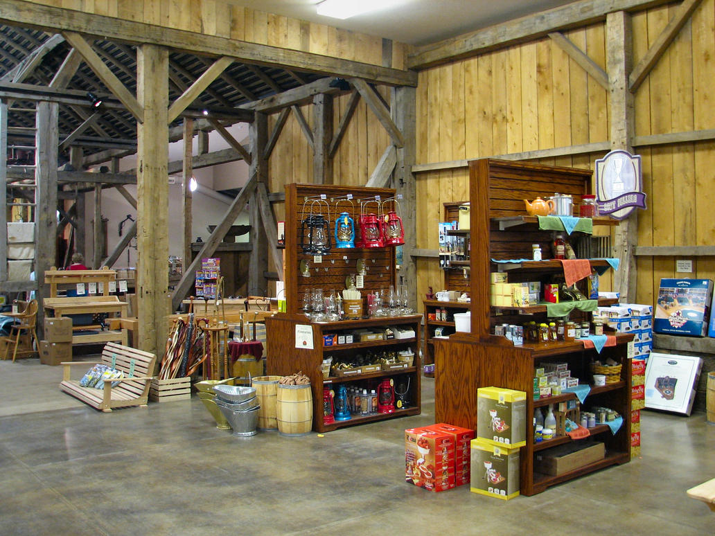 Lehman's Hardware in Dalton, Ohio is where the Amish shop in Amish Country Ohio. Open: Monday to Saturday from 8am – 6pm (June – December) and Mon – Thr & Fri – Sat (Jan – May).