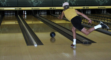 Bowling by slowdog294 on DeviantArt