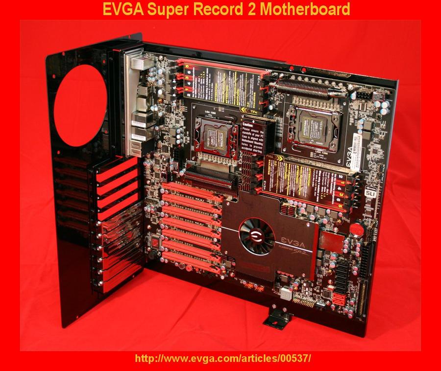 Evga Wallpaper: EVGA Super Record 2 By Slowdog294 On DeviantArt