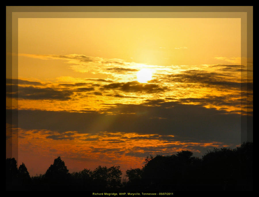Maple Knobb Sunset 4 by slowdog294
