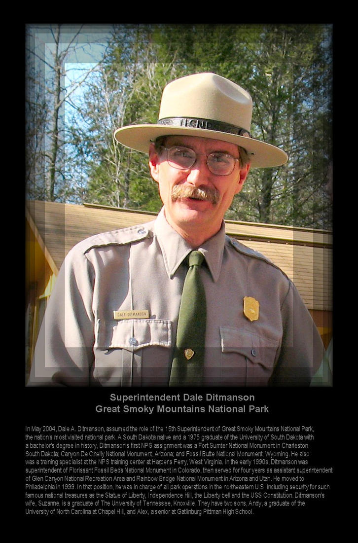 Park Ranger Dale Ditmanson by slowdog294