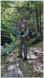 Ricardo on Alum Cave Trail 1 by slowdog294
