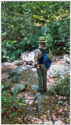 Ricardo on Alum Cave Trail 2 by slowdog294